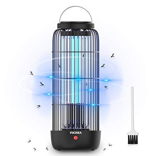 FOCHEA Insektenvernichter, Elektrischer Insektenvernichter Moskito Killer Insektenfalle UV Mückenlampe gegen Mücken, Fliegen, Moskitos für zu Hause und das...