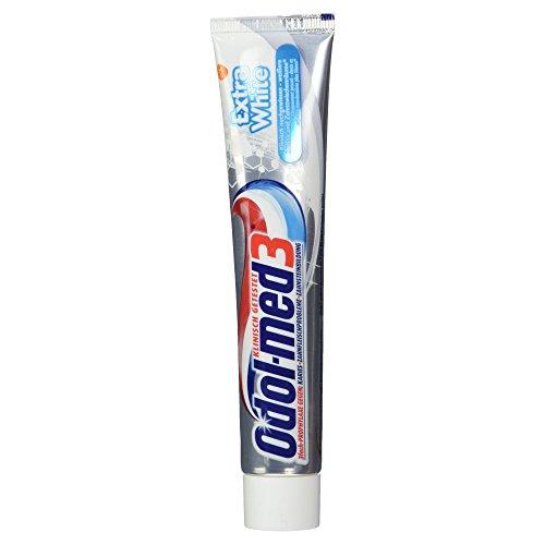 Odol-med3 Extra White Zahnpasta, 75ml