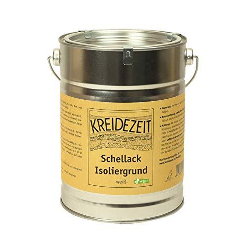 Schellack Isoliergrund-weiß-2,50 l