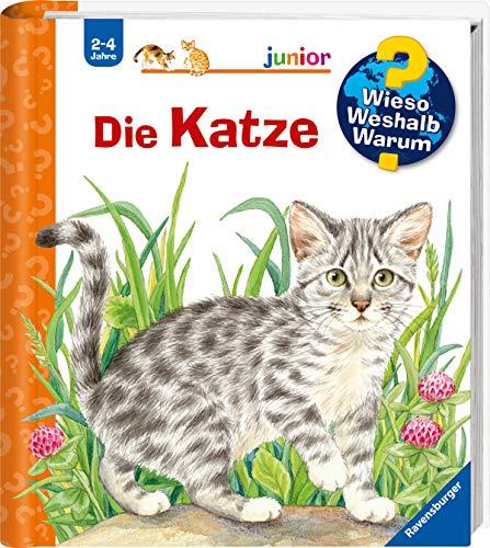 Die Katze (Wieso? Weshalb? Warum? junior, 21)