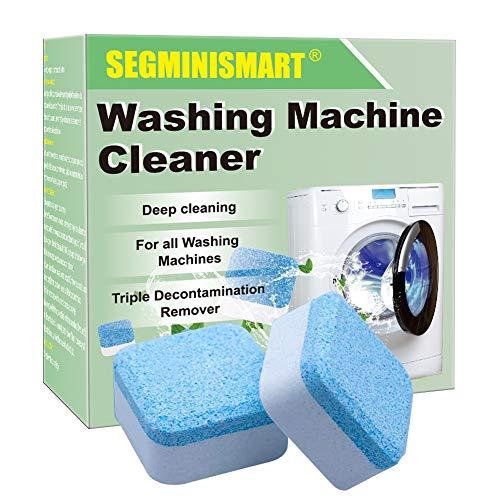 Waschmaschinenreiniger,Waschmaschine Reiniger Schaum,Solide Reiniger Tablette,Brausetabletten Reiniger,Waschmaschine Tank Reinigungstabletten