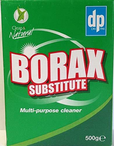 """Dripak 002116""""Borax Substitute"""" Reinigungsmittel, vielseitig einsetzbar, Borax-Ersatz, 500g"""