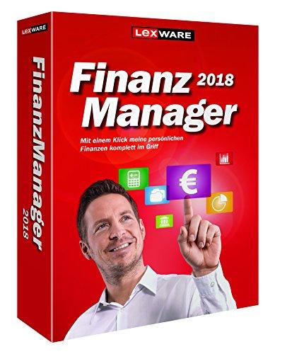 Lexware FinanzManager 2018|in frustfreier Verpackung|Einfache Buchhaltungs-Software für private Finanzen und Wertpapier-Handel|Kompatibel mit Windows 7 oder...