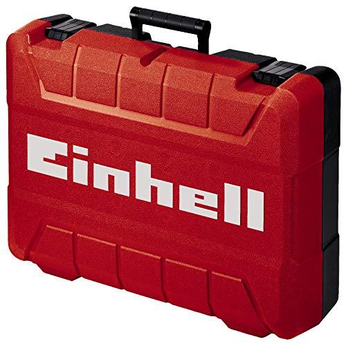 Einhell Koffer E-Box M55/40 für universelle Aufbewahrung von Werkzeug und Zubehör (weiches Schaumstoff-Innenfutter für verkratzungsfreien Transport,...
