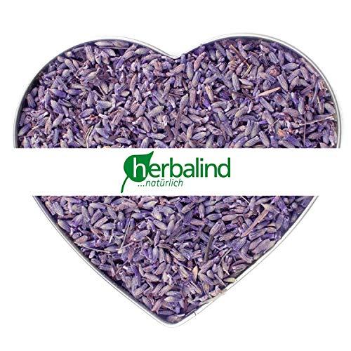 NATUR Premium Lavendel 1 kg Lavendelblüten getrocknet ohne Zusätze - Duftintensiv und naturbelassen, sonnen getrockneter Lavendelblüten zum Füllen von...