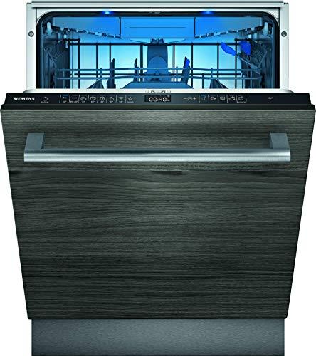 Siemens SN65ZX49CE iQ500 Vollintegrierter Geschirrspüler / C / 75 kWh / 14 MGD / Zeolith Trocknung / Smart Home kompatibel via Home Connect / glassZone im...
