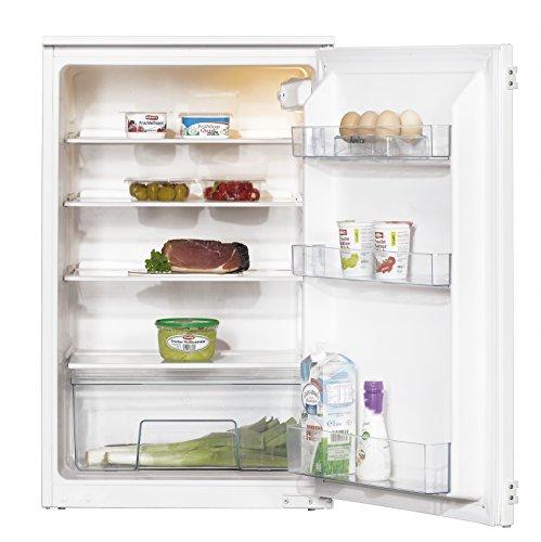 Einbaukühlschrank ohne Gefrierfach Weiß A++ Schlepptür Amica EVKS 16172