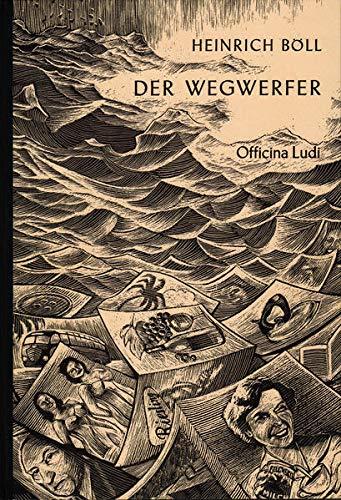 Der Wegwerfer: Mit Filmschabzeichnungen von Hannes Binder