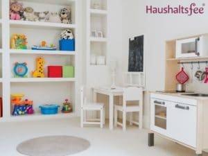ordentliches Kinderzimmer