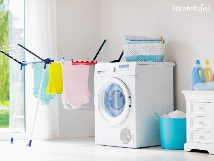 ordentlicher Waschraum