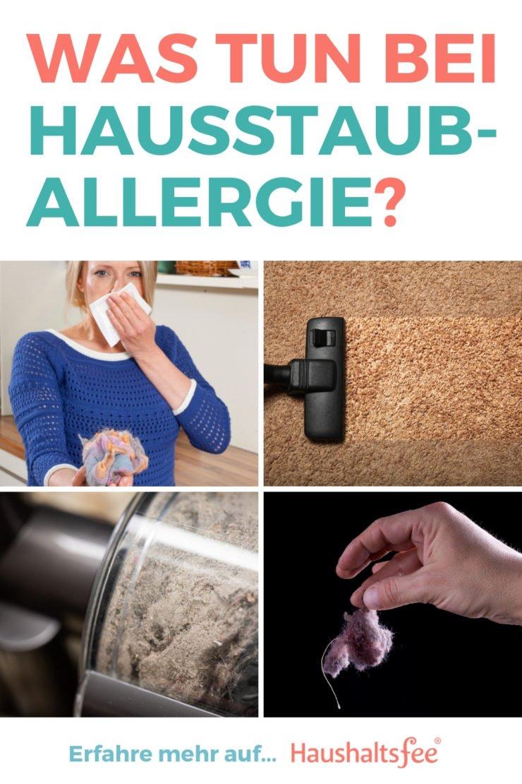 Hausstauballergie Tipps für Schlafzimmer und Wohnzimmer