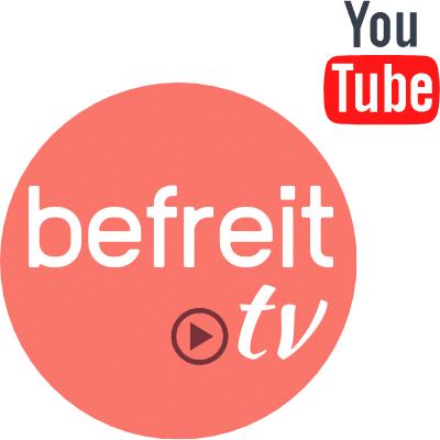 Logo Befreit TV